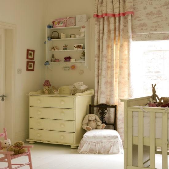 Keep it classic | Nursery decorating | housetohome.