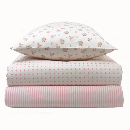 Chelsea, Kew & Pimlico bedlinen from Peacock Blue | Bedroom soft furnishings | PHOTO GALLERY | 25 Beautiful Homes | Housetohome