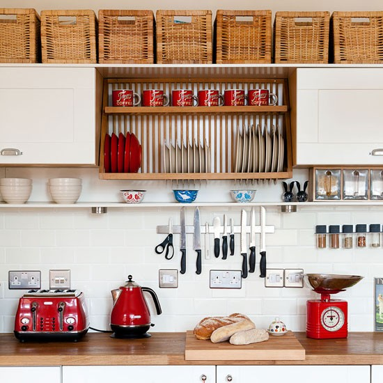 Kitchen Organization Tools: Kitchen Conversion