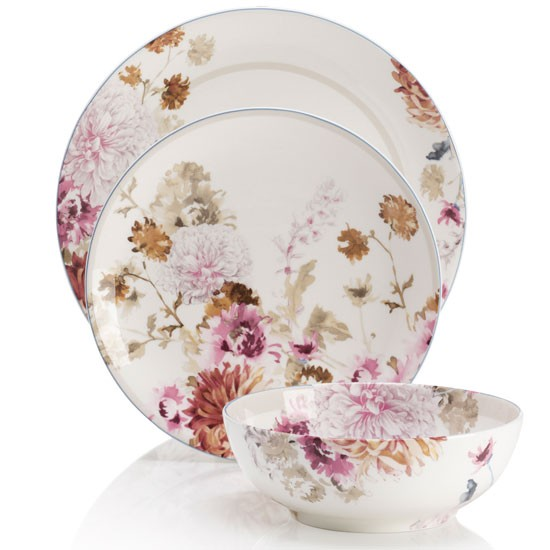dinnerware set from m s kitchen photo gallery homes gardens