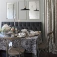 Christmas dining rooms - 10 ideas