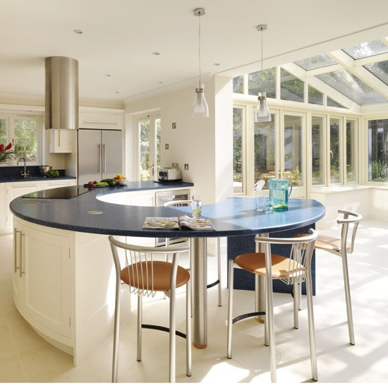 Be Inspired By A Spacious Kitchen Extension Housetohome