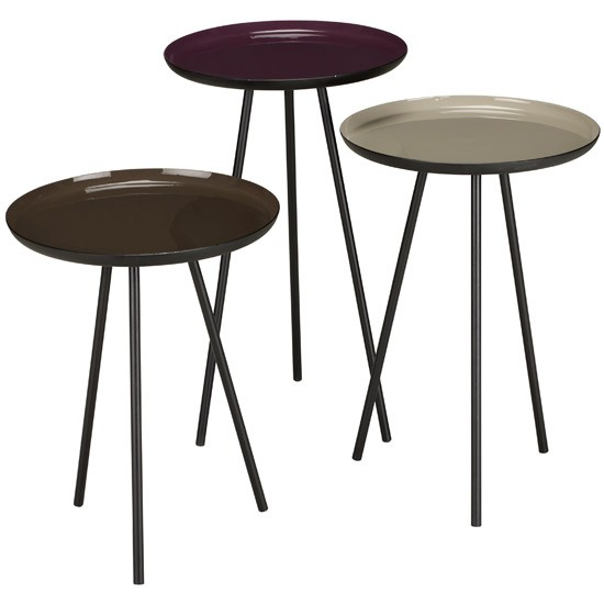 accents side tables from john lewis john lewis autumn. Black Bedroom Furniture Sets. Home Design Ideas