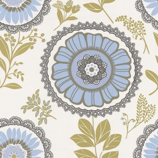Large Pattern Wallpaper Grasscloth