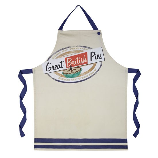 Pie apron from John Lewis | Country kitchen accessories | housetohome.