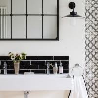 Chic monochrome - 10 decorating ideas