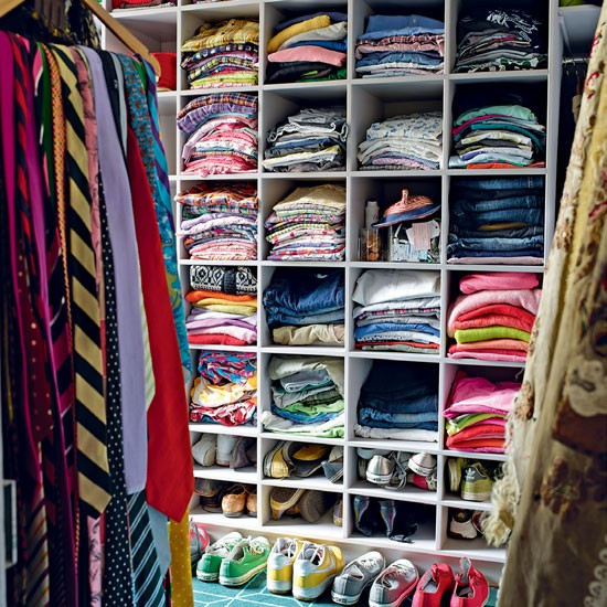 Dressing room l Be inspired by a quirky Georgian house l House Tour l PHOTO GALLERY l Livingetc l Housetohome