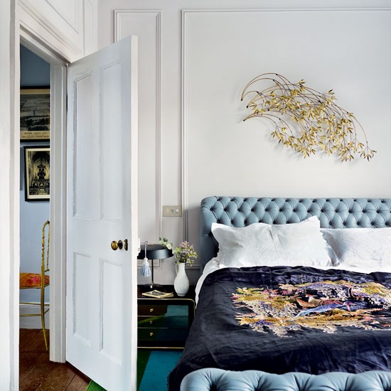 Master Bedroom Be Inspired By A Quirky Georgian Home