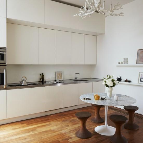 Minimal Kitchen Diner Modern Decorating Ideas