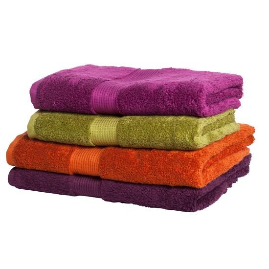 Towels from homesense colourful bathroom accessories for Colourful bathroom accessories