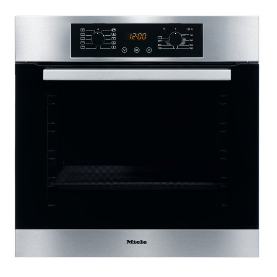 Bulit-in single oven from Miele | Kitchen | PHOTO GALLERY | Beautiful Kitchens | Housetohome.co.uk