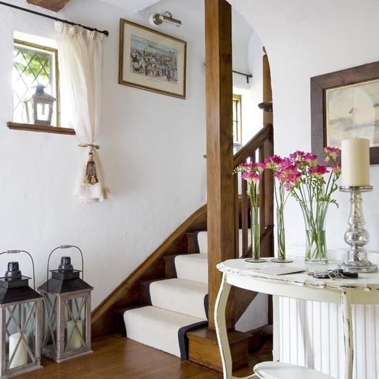 Entrance Hall House Tour Arts amp Crafts East