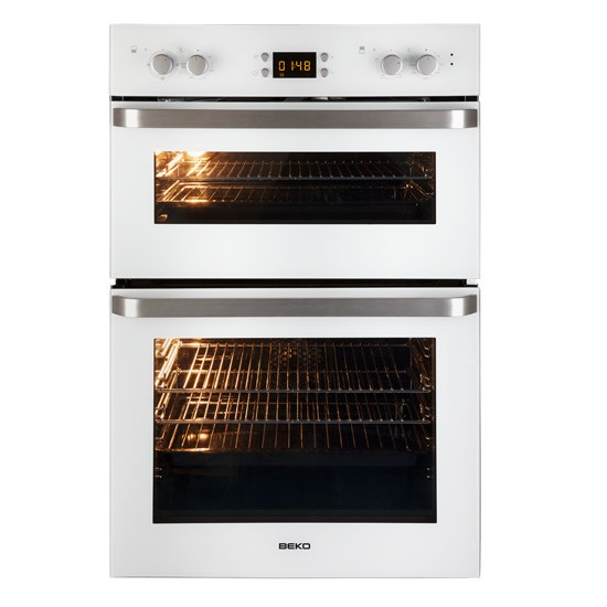 beko double oven instructions
