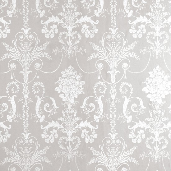Josette Damask Wallpaper From Laura Ashley Victoriana