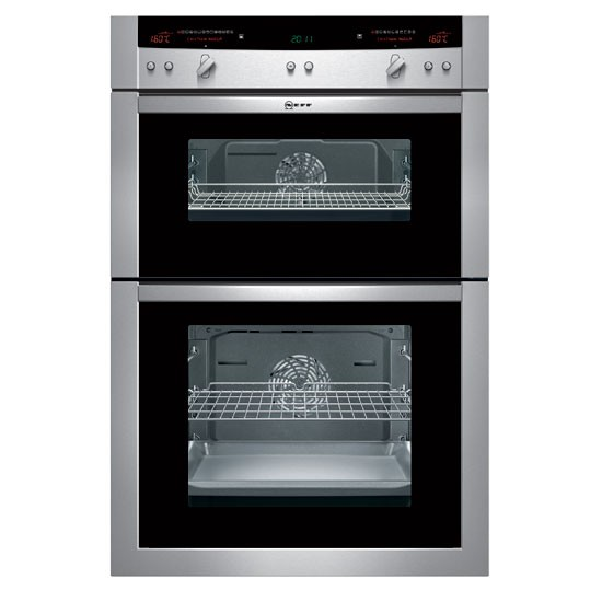 Built-in double oven from Neff | Kitchen | PHOTO GALLERY | Beautiful Kitchens | Housetohome.co.uk
