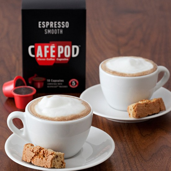 Pour yourself a cup of ambition with new Nespresso-compatible CafePods