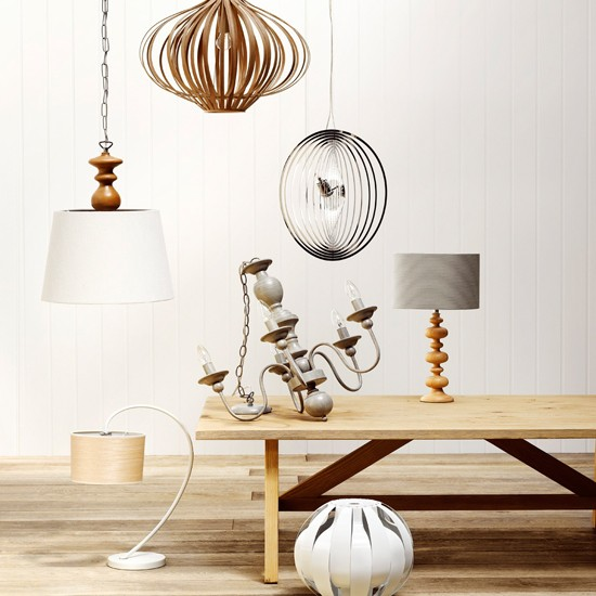 Take a look at the new lighting collection from Bhs