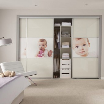 Create Built in wardrobe from Sharps bedroom news Ideal Home