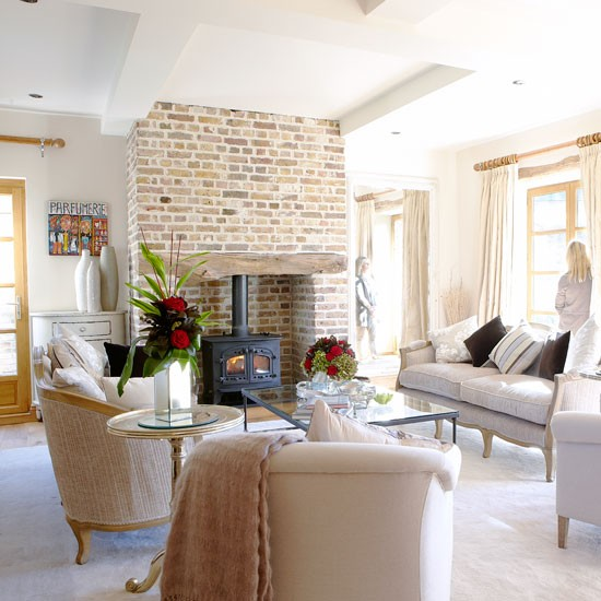 Winter snug | House tour | PHOTO GALLERY | Country Homes and Interiors | Housetohome.co.uk