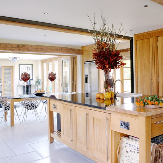 Kitchen Step Inside This Surrey Barn Conversion