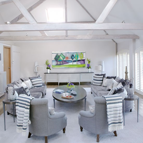 Family room | House tour | PHOTO GALLERY | Country Homes and Interiors | Housetohome.co.uk