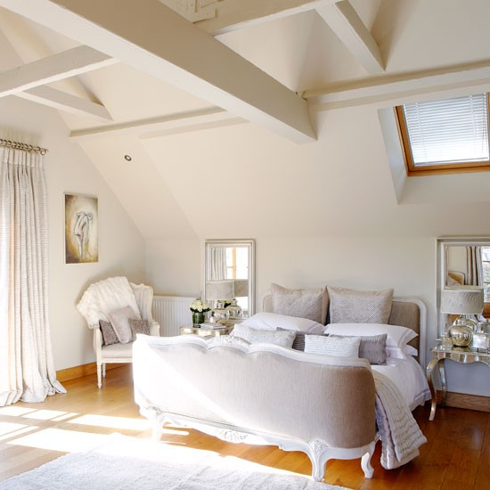 Main bedroom step inside this surrey barn conversion for Main bedroom design ideas