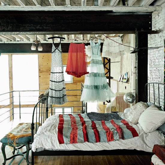 Bedroom l Step inside this cool converted warehouse l House Tour l PHOTO GALLERY l Livingetc l Housetohome