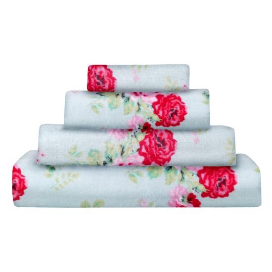Antique Rose Bouquet Towels From Cath Kidston Bath Linen