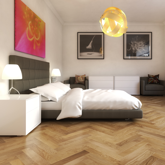 Cleeve hill parquet in oak floor coverings 10 of the for Floor covering ideas for bedrooms
