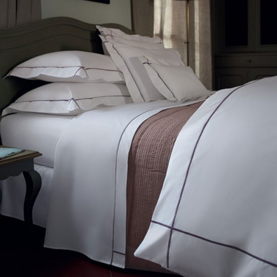 Athena from Yves Delorme | Bedroom | PHOTO GALLERY | Homes & Gardens | Housetohome