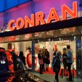 The Conran Shop on launch night