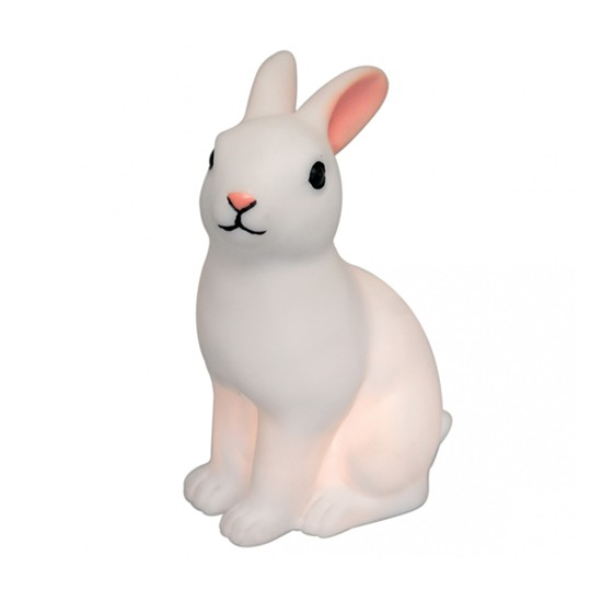Rabbit Night Light from Home & Kids | Childrens lighting - 10 of the best | Childrens room | PHOTO GALLERY | Housetohome.co.uk