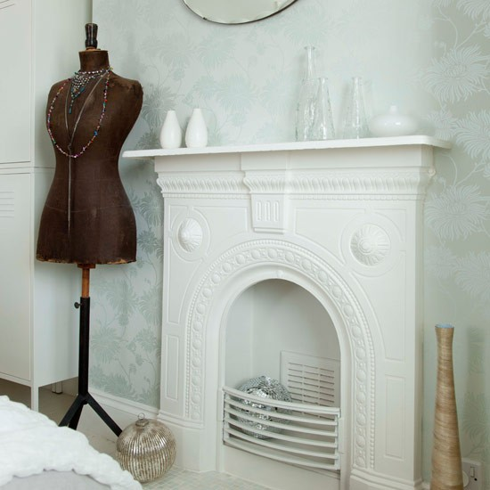 fireplace | bedroom | PHOTO GALLERY | Style at Home | housetohome