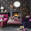 Christmas living rooms - 10 decorating ideas