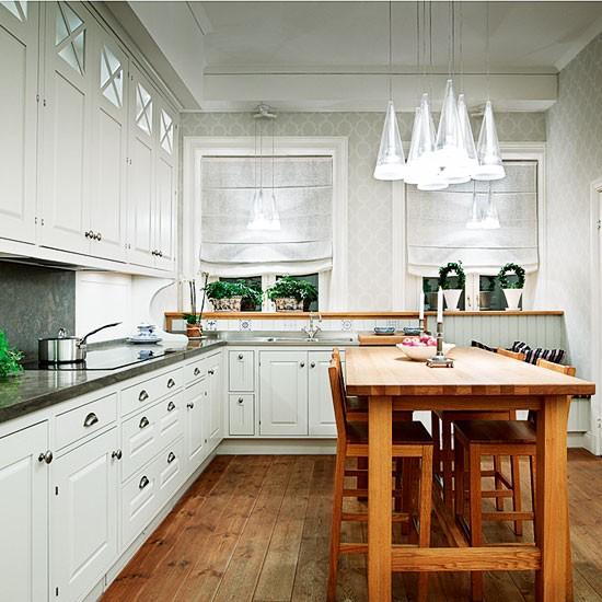 L Shaped Kitchen Designs Uk