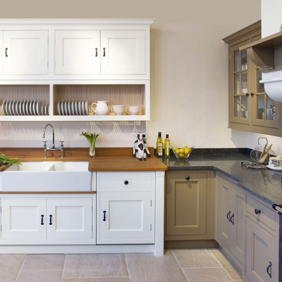 35 Best Idea About L Shaped Kitchen Designs Ideal Kitchen: French-inspired L-shaped Kitchen