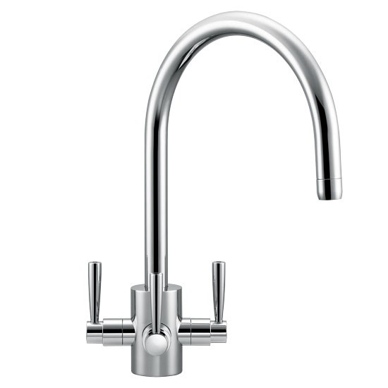 Olympus FilterFlow filter tap from Franke | Filter taps - 10 of the best | Kitchen design | PHOTO GALLERY | Housetohome.co.uk