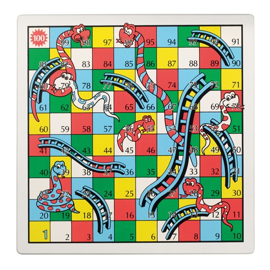 Snakes and Ladders board from John Lewis | Christmas gifts for kids - 10 of the best | PHOTO GALLERY | Housetohome.co.uk