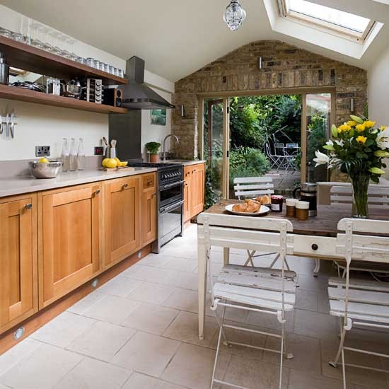 Be Inspired By A Relaxed Mediterranean Inspired Kitchen