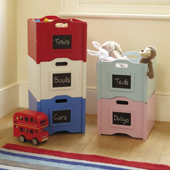 Label Up Toy Crates Toy Storage Ideas