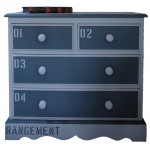 Numbered Drawers from Ghost Furniture | Bedroom furniture | PHOTO GALLERY | 25 Beautiful Homes | Housetohome