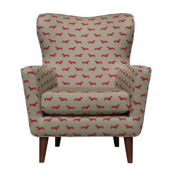 Thomas in Hound armchair from John Lewis | Armchairs | housetohome.