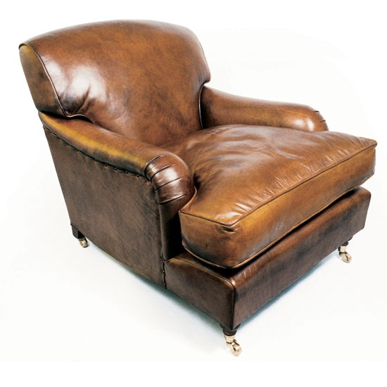 Lansdown Chair From Leather Chairs Of Bath Armchairs