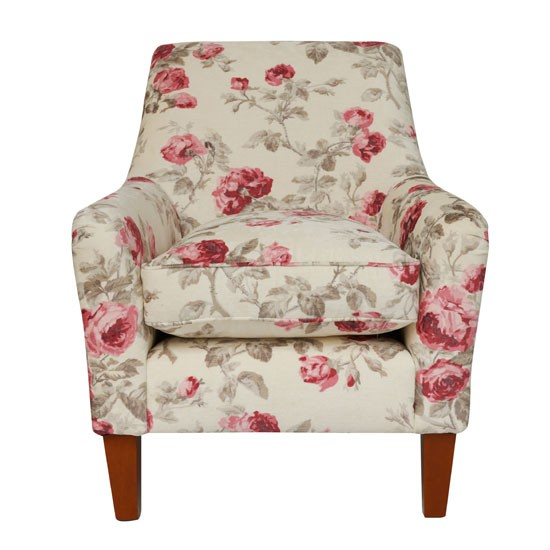 Alicia armchair from Laura Ashley | Living room | PHOTO GALLERY | Country Homes and Interiors | Housetohome.co.uk