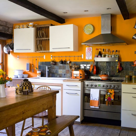 Quirky Kitchen Decor: Quirky And Eclectic House Tour