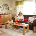 Take a tour around Lisa&#039;s festive Christmas home