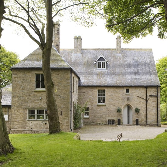 Exterior | House tour | County Durham vicarage | Traditional | PHOTO GALLERY | 25 Beautiful Homes | Housetohome