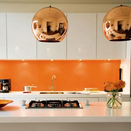 Add spotlights under cabinetry kitchen lighting ideas for Kitchen spotlight lighting