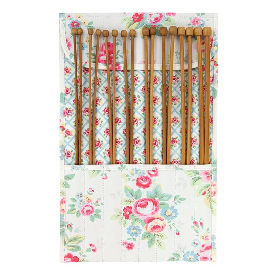 Trailing floral knitting needle roll from cath kidston for Gift ideas for craft lovers