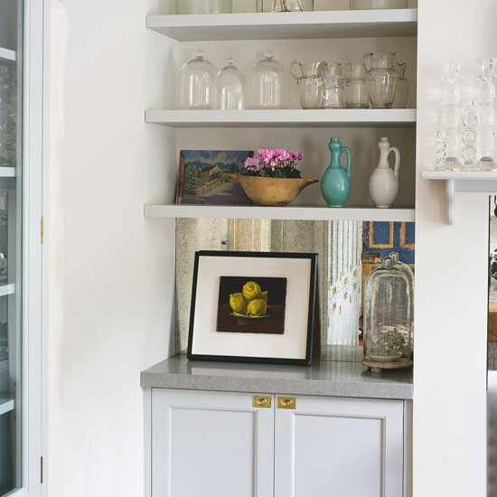 Kitchen storage | Step inside a spiritual and timeless family home | House Tours | PHOTO GALLERY | Livingetc | Housetohome
